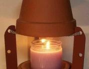 Свеча— обогреватель